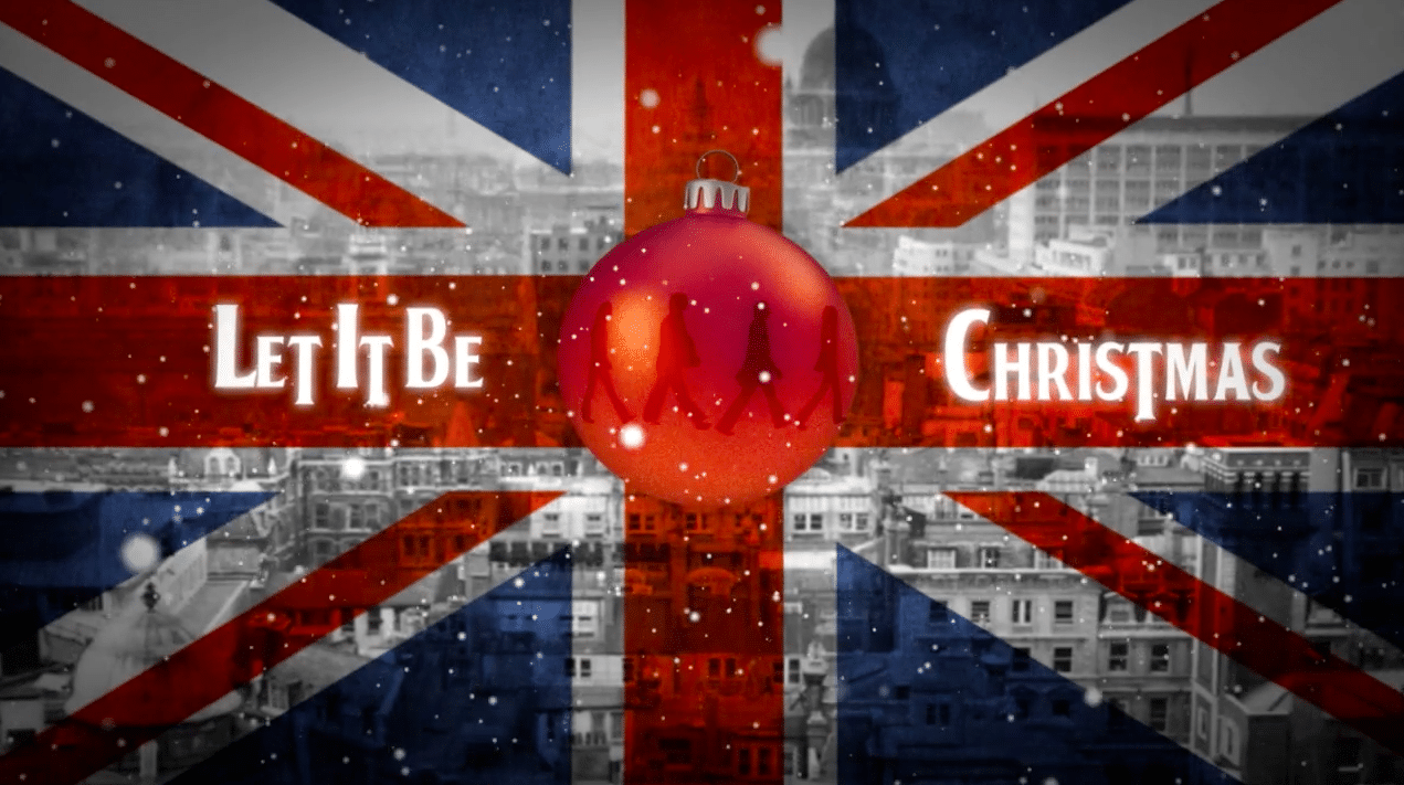 Let It Be Christmas